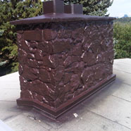 Sealed Chimney Polyurethane