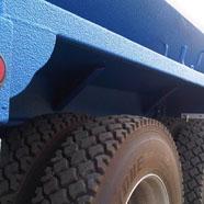 Undercoating Water Truck