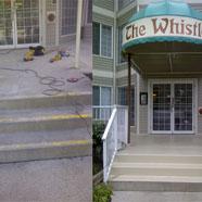 Whistler Condo Entrance