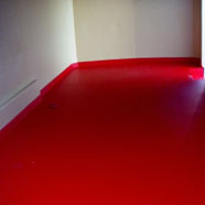 Work Trailer Polyurethane Floor and Walls