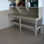 Workbench Polyurethane