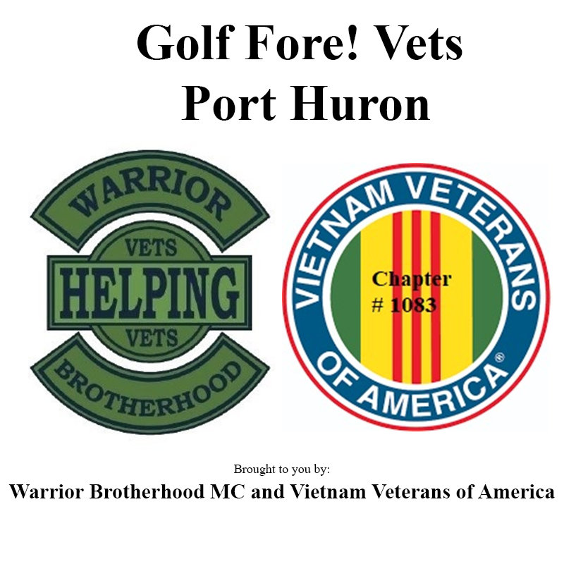 Golf Fore! Vets Port Huron