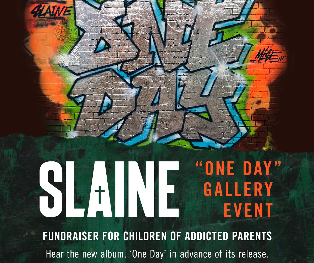 SLAINE - One Day - Gallery Event