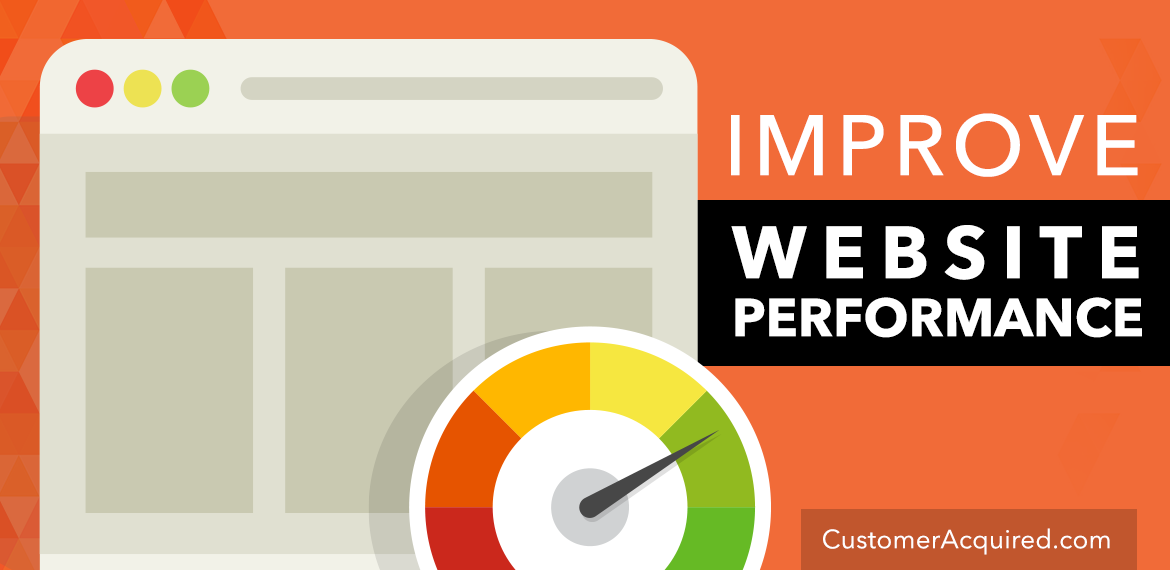 Learn How to Improve Website Performance
