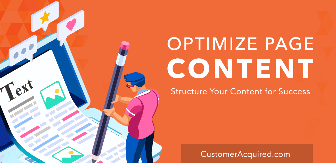 Optimize Your Content Structure for SEO