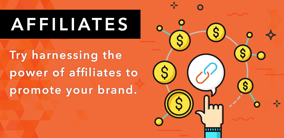 Harness Affiliate Promotions