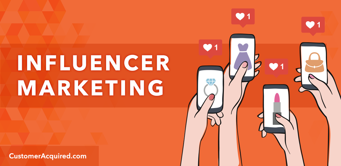 Engage in Influencer Marketing To Drive Sales