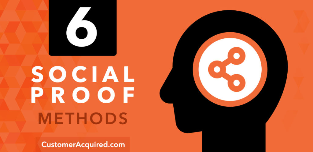 6 Social Proof Methods