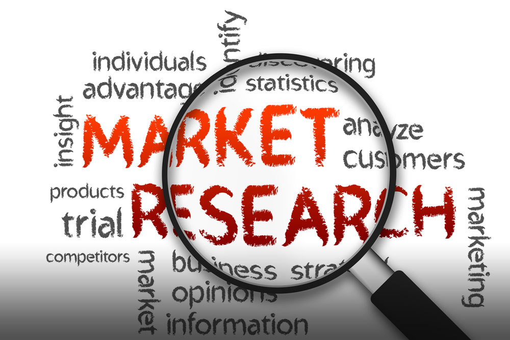 Perform research when starting your first business
