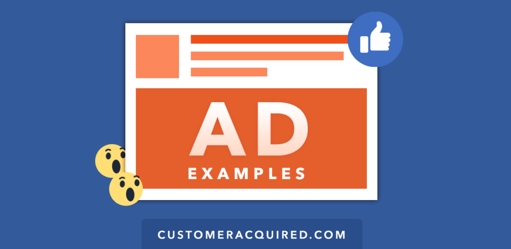 The Best Facebook Ad Examples to Improve Conversions
