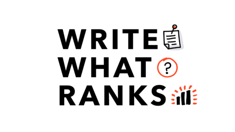 Write What Ranks Course - How to rank higher on google