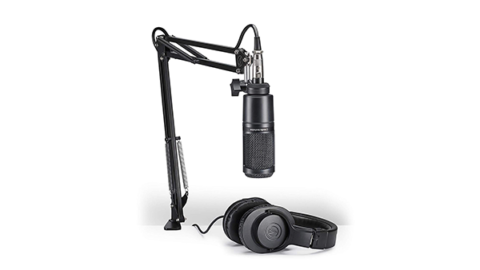 Podcasting Mic AT2020
