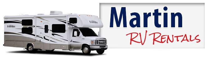 Martin RV Rentals
