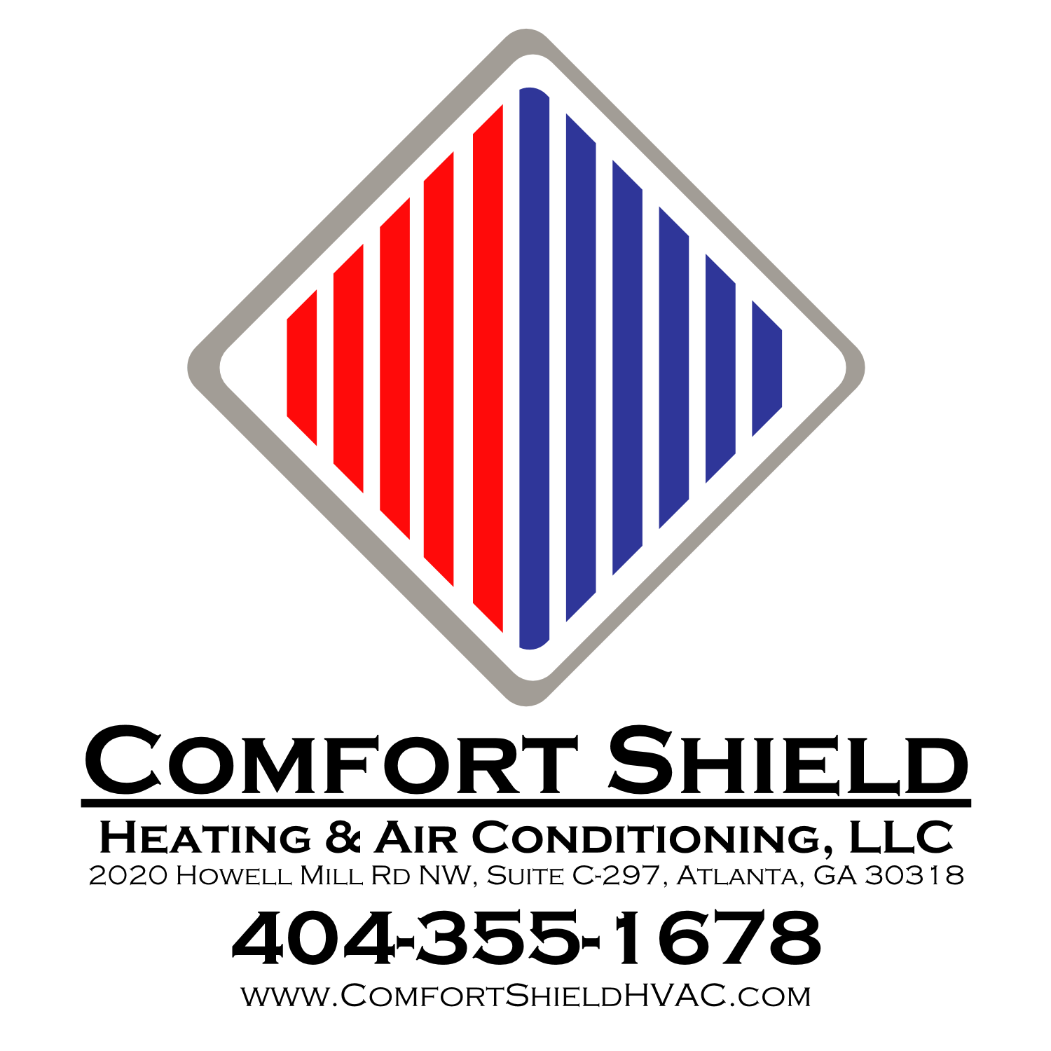 Comfort Shield Heating and Air Conditioning, LLC