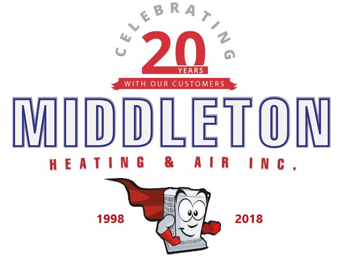 Middleton Heating & Air Inc