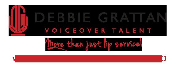 Debbie Grattan Voiceovers