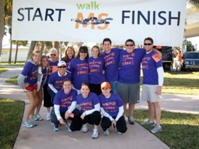 Ms Walk  Stuart 2010 T-Shirt Photo