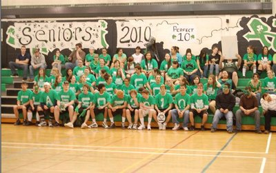 Class Olympics T-Shirt Photo