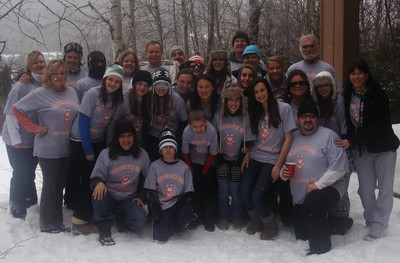 Thunder Ski T-Shirt Photo