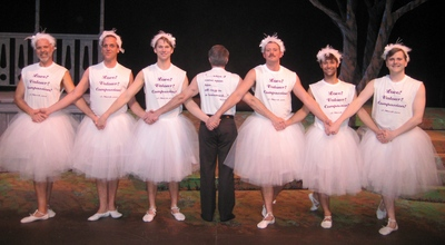 Cast Of Love! Valour! Compassion! T-Shirt Photo