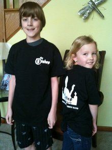 Junior Bishop Rockers T-Shirt Photo