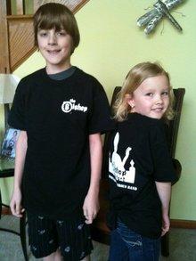 Junior Bishop Rockers T-Shirt Photo