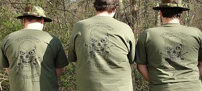 East Coast Expendables Paintball T-Shirt Photo