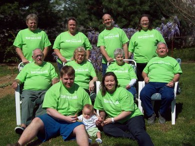 March For Babies Team Tahlia Jade T-Shirt Photo