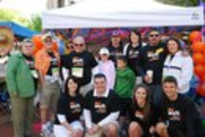 Team Stanton Ms Walk 2010 T-Shirt Photo