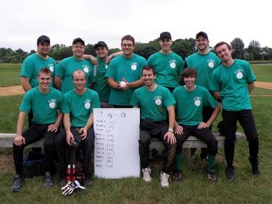 Winning Team T-Shirt Photo