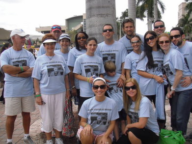 Team Charlie Bryan At Walk Now For Autism Speaks T-Shirt Photo