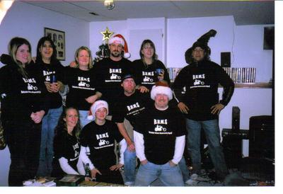 The Beiseker B.U.M.S T-Shirt Photo
