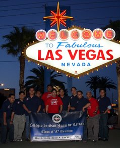 Letran '87 In Vegas T-Shirt Photo