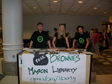 Second Annual 4.20 Free Brownie Giveaway T-Shirt Photo