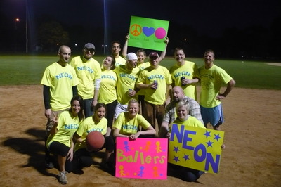 Csc's Most Dangerous Kickball Team T-Shirt Photo