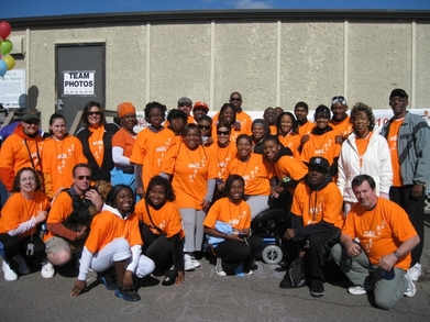 M4 M...Marching For Michele/2010 T-Shirt Photo
