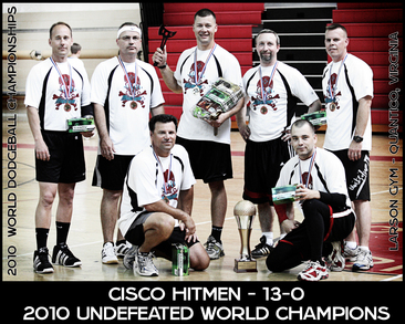 Dodgeball Championships T-Shirt Photo