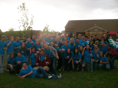First Ever Campus Crawl T-Shirt Photo