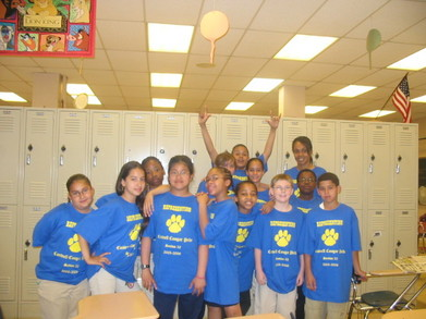 Conwell Cougar Pride T-Shirt Photo