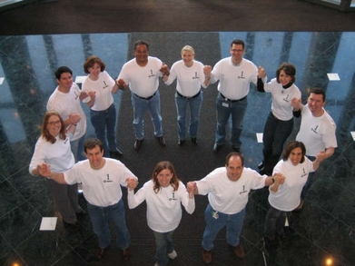Great Central Exec Team T-Shirt Photo