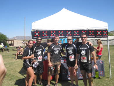 Javelinas At The Dirty 6 Mud Run! T-Shirt Photo