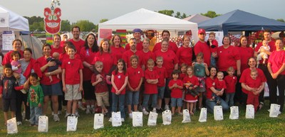 Southern Trace Friends   Relay For Life T-Shirt Photo