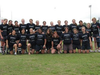 Dii Women's Rugby National Championships T-Shirt Photo