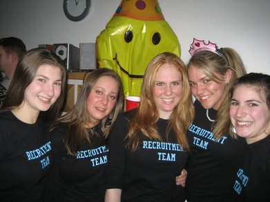 Recruitment Team T-Shirt Photo
