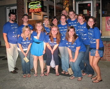 Bar Hop Oly: 21st Edition T-Shirt Photo