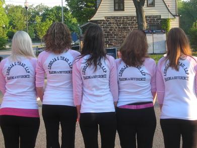 Revlon/Run Walk T-Shirt Photo