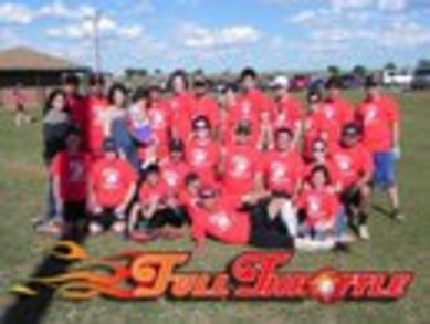 Softball Team T-Shirt Photo