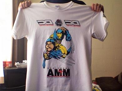 Fight Shirt T-Shirt Photo