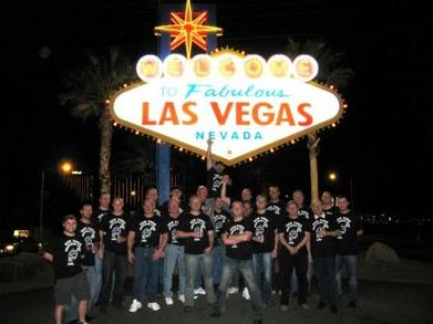 Vegas Bachelor Party T-Shirt Photo