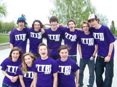 Ttr Crew T-Shirt Photo